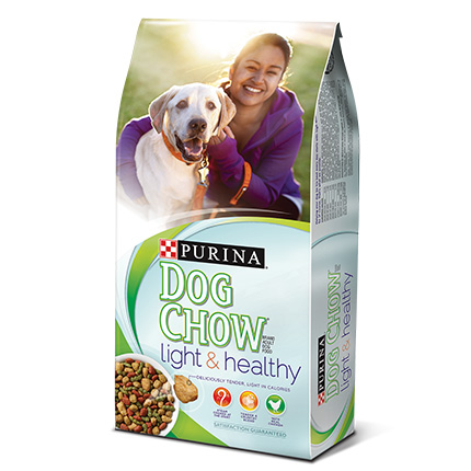 FREE Purina Dog Chow Light &am...